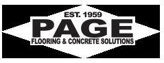 Page Flooring Logo